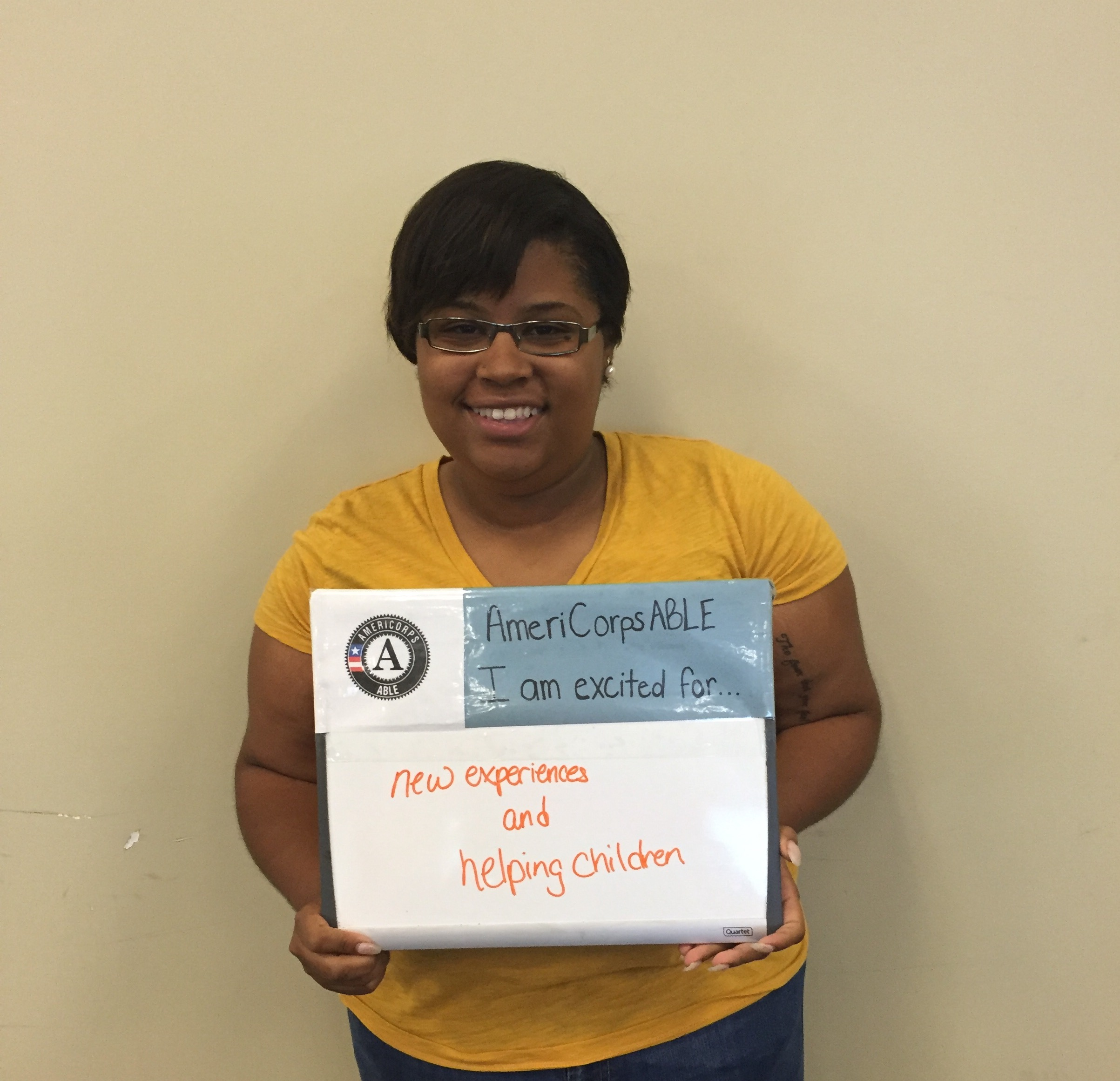 AmeriCORPS ABLE