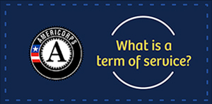 What is term service?